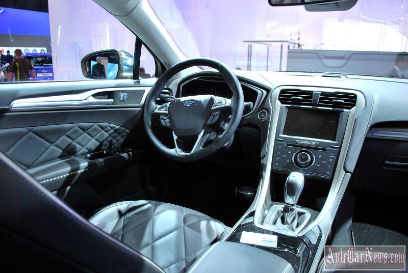 Форд мондео 2015 фото