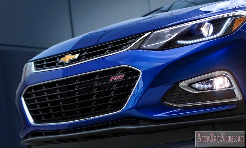 2016 Chevrolet Cruze Grille