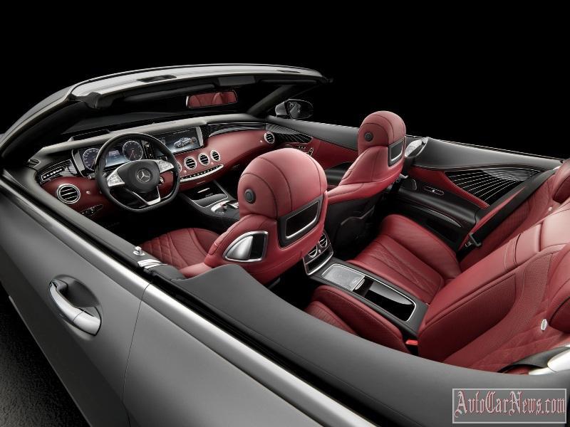 Mercedes-Benz S-Klasse Cabrio ( A 217 ) 2016