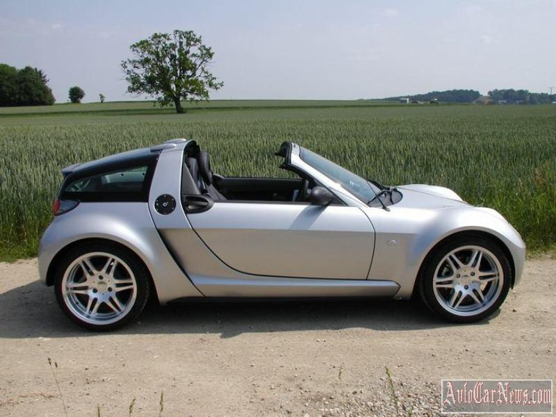 Smart Roadster Coupe foto