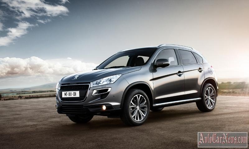 2012 Peugeot 4008 photo