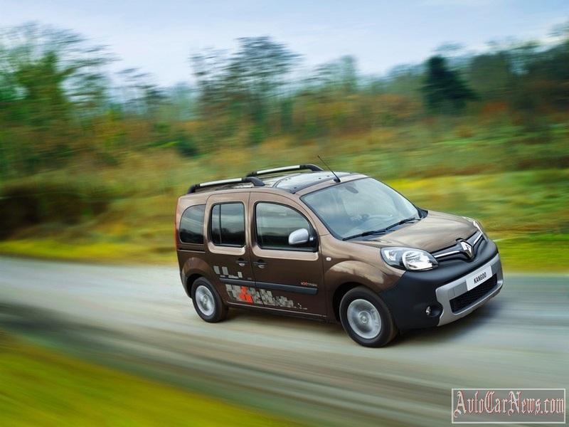 2014 Renault Kangoo photo