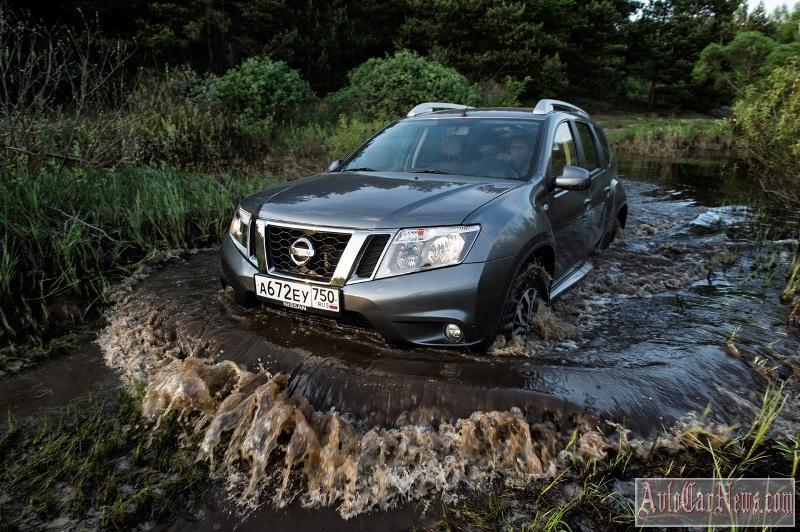 New 2015 Nissan Terrano photo