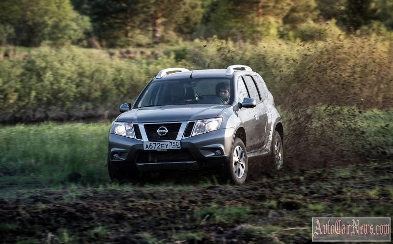 New Nissan Terrano 2015 photo