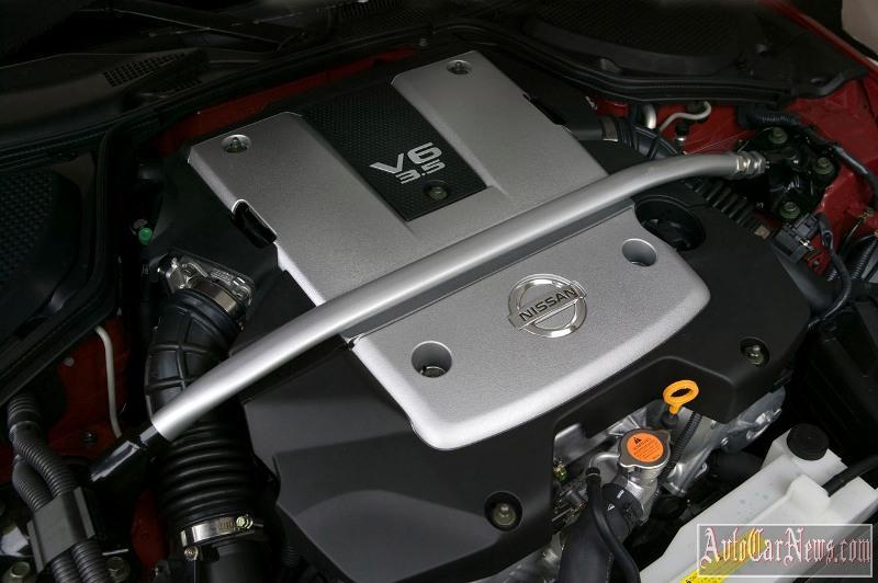 MY07 350Z Redline