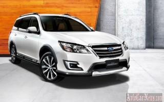 Стартовало производство Subaru Exiga Crossover VII 2015
