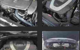 Мерседес ml 350 перевод на газ – отзыв автовладельца