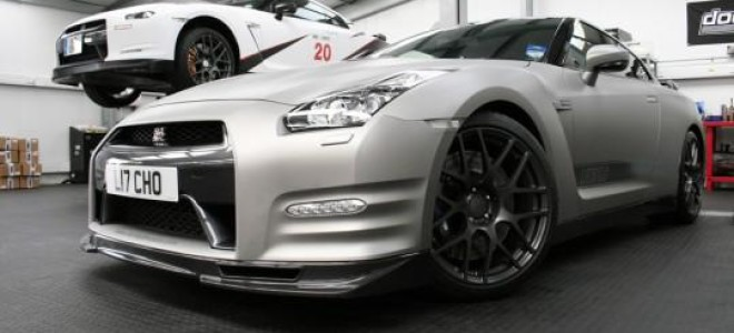Заряженный Nissan GT-R LM900 от тюнинг ателье Litchfield