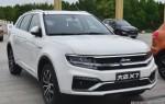 Zotye переходит на новый уровень – клон прототипа VW CrossBlue Coupe