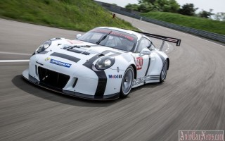 Представлена трековая версия Porsche 911 GT3 R