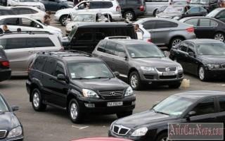 Дилеры предлагают наложить вето на продажу ТС с рук
