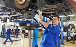 Техническое обслуживание автомобилей Мерседес