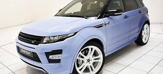 Range Rover Evoque 2013 от тюнинг студии Startech