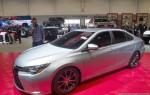 Тойота показала на SEMA-2014 драгстер Sleeper Camry мощностью 850-лошадок