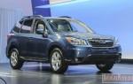 Subaru Forester после фейслифтинга возвращается на рынок России
