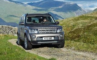Land Rover Discovery 2015 получил несколько обновлений