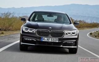 Баварцы официально представили новый BMW 7-Series (G11 & G12)
