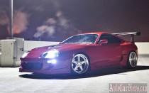 Уникальный американский тюнинг Toyota Supra