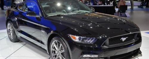 Заряженный Ford Mustang RTR 2015 дебютирует на SEMA-2014