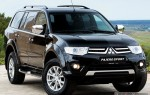 Новая модель Pajero Sport от Mitsubishi появится на рынке РФ в 2016