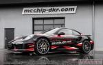 Мастера mcchip-dkr прибавили «лошадок» Porsche 911 Turbo S