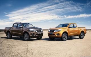 Пикап-трудяга Nissan Navara теперь экономичнее и изящнее