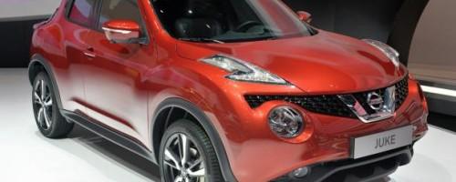 Рестайлинговый кроссовер Nissan Juke 2014 обзор