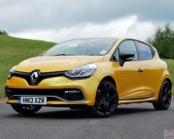 Компания Renault представила новую модель Clio RS200 Turbo 2014