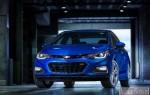 Представлен новый Chevrolet Cruze 2015 во II-м поколении