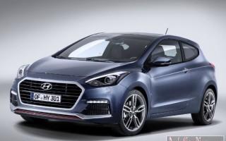 Корейцы оснастили Hyundai i30 более мощным движком