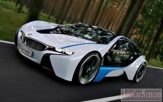 Удивительный спортивный гибрид BMW i8 2014 – 2015 обзор