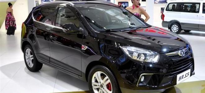Пекин 2014 – new crossover JAC S5 2015