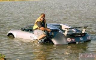 Советы новичкам – как определить утопленную машину при выборе подержанного автомобиля