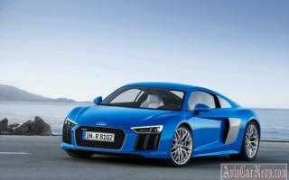 Подробно о новой модели R8 II от Audi