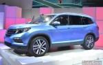 Чикаго 2015 – дебют нового кроссовера Honda Pilot III-поколения
