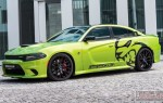 Тюнеры GeigerCar прокачали Dodge Charger SRT Hellcat