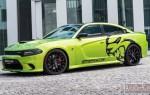 Тюнеры GeigerCar прокачали Dodge Charger SRT Hellcat