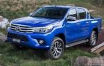 В салонах дилеров Тойота стартуют продажи Хайлюкс VIII-поколения