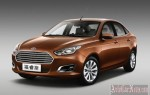 Пекин 2014 – new sedan Ford Escort 2015