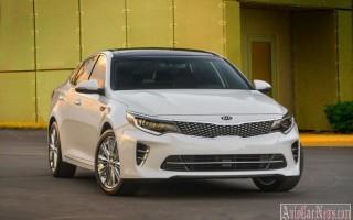 Весной на рынок России выходит Kia Optima IV-поколения