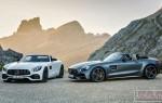 Мерседес-Бенц рассекретил новый спорткар AMG GT Roadster