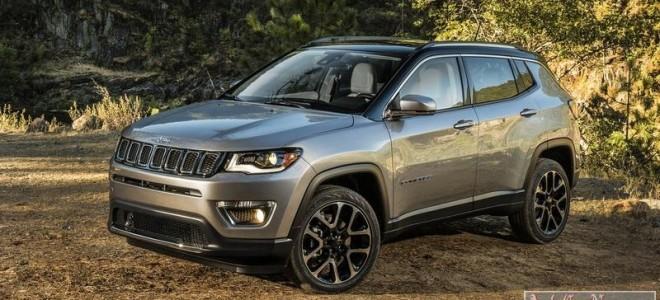 Компания Jeep представила новую модель кроссовера Compass
