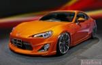Японцы выпустили спецверсию спорткара Toyota GT 86