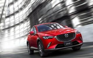 Круче, чем ожидалось – new crossover Mazda CX-3 2015