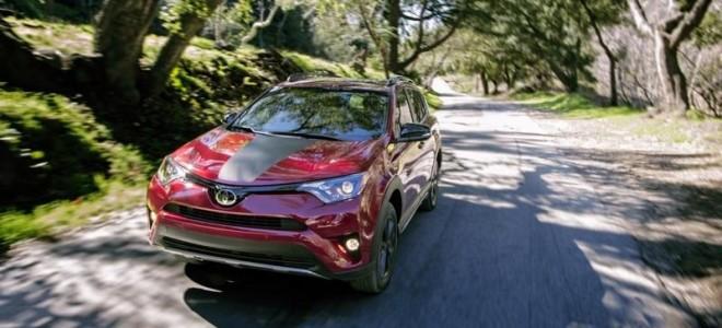 Представленная Toyota модель RAV4 Adventure – готова к приключениям