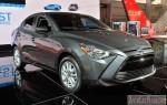Нью-Йорк 2015 — седан Mazda 2 перепаковали в молодежный Scion iA