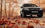 Новая модель универсала Lada Largus Cross от AvtoVAZ