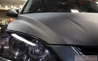 Используем для тюнинга автомобиля – карбон