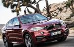 Кроссовер 2015 BMW X6 в новом поколении