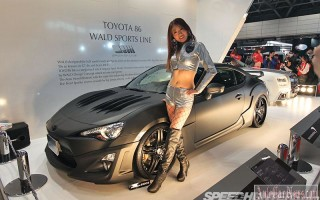 Toyota GT 86 Coupe обзор, цена, фото, характеристики
